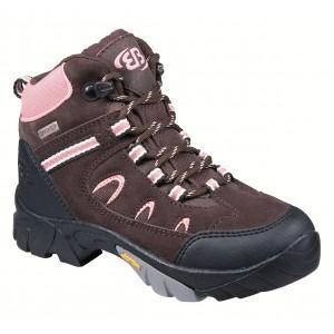 Dětská obuv Trophy  braun beige rosa - 528ec33792