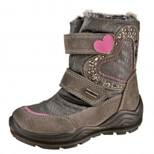 Dětská obuv Santé - IMAC  /grey/fuchsia - Boty a dětská obuv