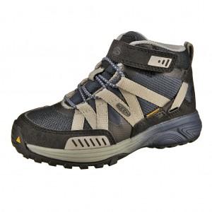 Dětská obuv KEEN Versatrail MID WP  /mdn navy/n. gray -