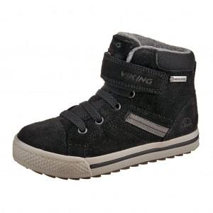 Dětská obuv VIKING Eagle III GTX   /black/grey - Boty a dětská obuv