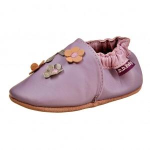 Dětská obuv Capáčky D.D.Step  /fialové - Boty a dětská obuv