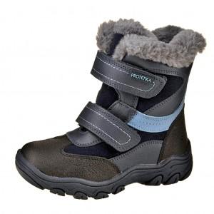 Dětská obuv Protetika Alrik  /navy -  Zimní