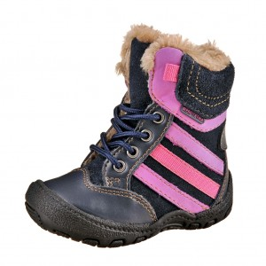 Dětská obuv Protetika Alex  /navy -  Zimní
