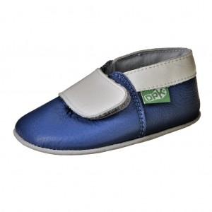 Dětská obuv Capáčky DPK  /modré - Boty a dětská obuv