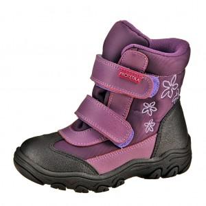 Dětská obuv Protetika Melody  /purple -  Zimní