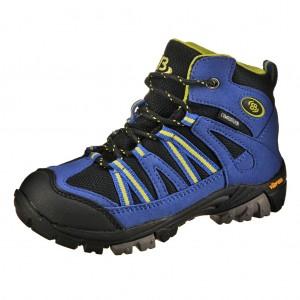 Dětská obuv Brütting Ohio High   /blau - Boty a dětská obuv