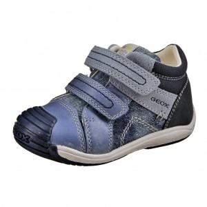 Dětská obuv GEOX B Toledo /blue/navy - Boty a dětská obuv