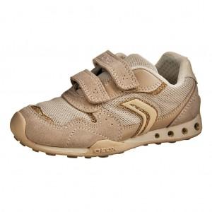 Dětská obuv GEOX J.N. Jocker G.A.  /beige -