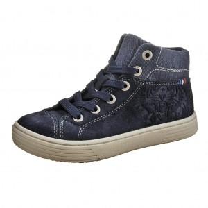 Dětská obuv Lurchi Harfield  /navy -  Celoroční