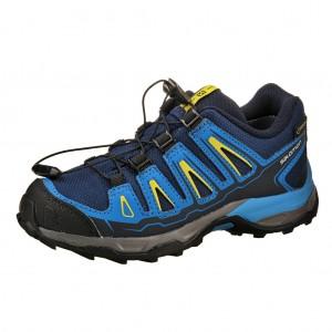 Dětská obuv Salomon X-Ultra GTX J  /blue depths -  Sportovní