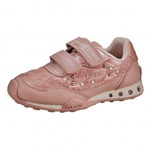 Dětská obuv GEOX J.N. Jocker G.B.  /dk.rose -