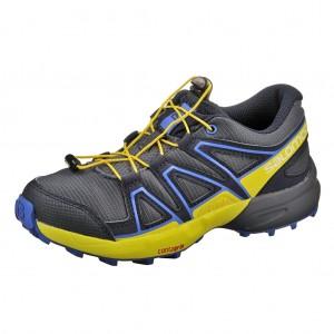 Dětská obuv Salomon Speedcross J  /ombre blue - Boty a dětská obuv