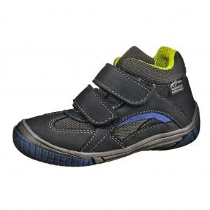 Dětská obuv DPK K59021/2W TEX  /modrá - Boty a dětská obuv