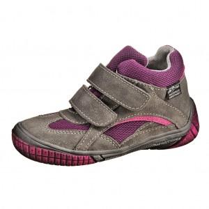Dětská obuv DPK K59021/2W TEX  /šedá - Boty a dětská obuv