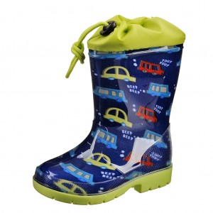 Dětská obuv Gumovky auta - Gumovky