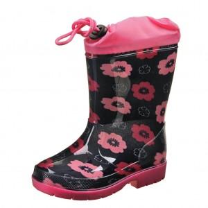 Dětská obuv Gumovky kytičky - Gumovky