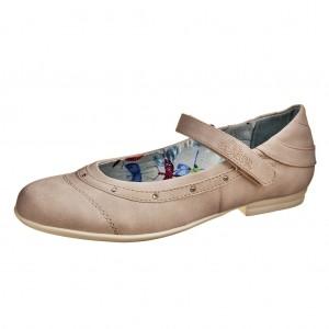 Dětská obuv s'Oliver Dusty pink - Boty a dětská obuv