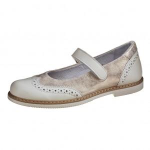Dětská obuv Ciciban Pitty platino -  Pro princezny