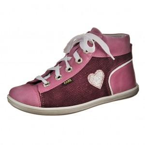 Dětská obuv FARE 2621191  /vínová - Boty a dětská obuv