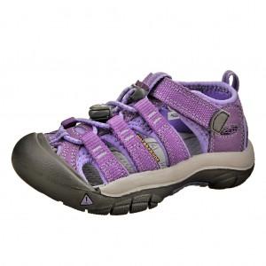Dětská obuv KEEN Newport H2 /purple heart/periwinkle -  Sandály