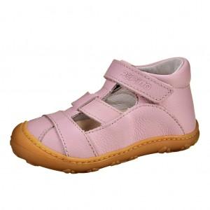 Dětská obuv Ricosta LANI  /blush -  První krůčky