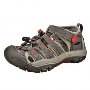 Dětská obuv KEEN Newport H2 /magnet/tango red -  Sandály
