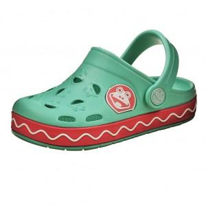 Dětská obuv Coqui   /mint -  Sandály