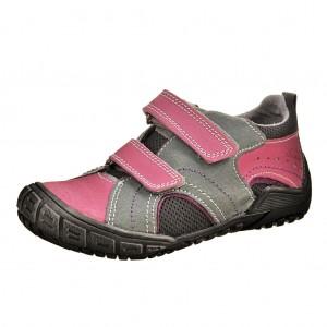 Dětská obuv Santé N401/402  /šedo růžové - Boty a dětská obuv