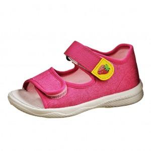Dětská obuv Domácí sandálky Superfit 0-00294-63 - Boty a dětská obuv