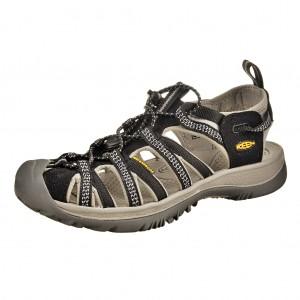 Dětská obuv KEEN Whisper   black/neutral gray - Boty a dětská obuv