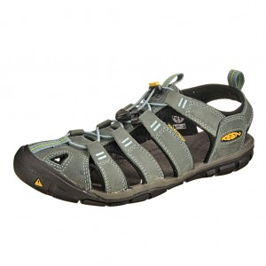 Dětská obuv KEEN Clearwater   mineral blue/yellow -  Sandály