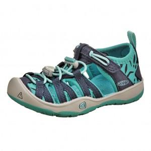 Dětská obuv KEEN Moxie sandal   dress blues/viridian -  Sandály