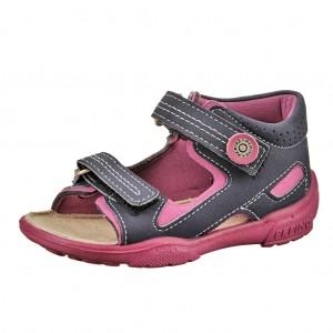 Dětská obuv Ricosta Manti  /nautic/magenta *** - Boty a dětská obuv