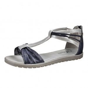 Dětská obuv s'Oliver Navy +++ -  Sandály