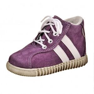 Dětská obuv Pegres 1095   /fialová -  První krůčky