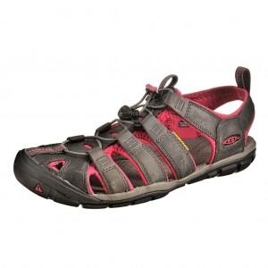 Dětská obuv KEEN Clearwater   magnet/sangria -  Sandály