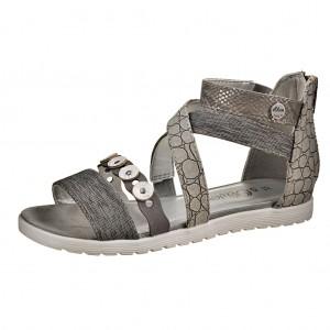Dětská obuv s'Oliver Grey +++ -  Sandály