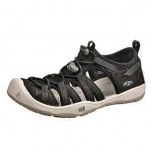 Dětská obuv KEEN Moxie sandal   black/vapor -  Sandály