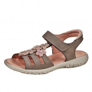 Dětská obuv Ricosta Chica  /graphit +++ -  Sandály