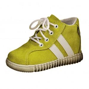 Dětská obuv Pegres 1095   /zelená -  První krůčky