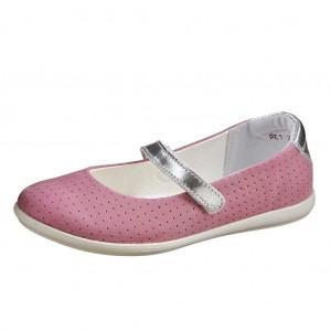 Dětská obuv Santé RENZA růžová -  Pro princezny