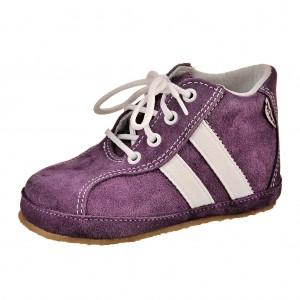 Dětská obuv Pegres 1094   /fialová -  První krůčky