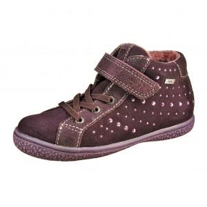 Dětská obuv Lurchi Tabby-tex  /blackberry -