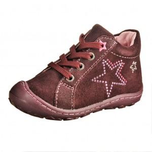 Dětská obuv Lurchi Gisi  /bordo -  Celoroční