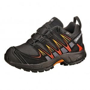 Dětská obuv Salomon XA Pro 3D   /black - X...SLEVY  SLEVY  SLEVY...X