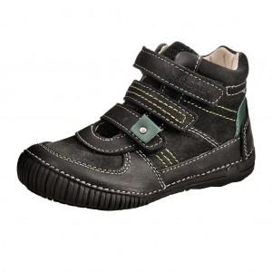 Dětská obuv D.D.Step  Black -  Celoroční