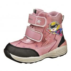 Dětská obuv GEOX B Gulp  /pink - X...SLEVY  SLEVY  SLEVY...X