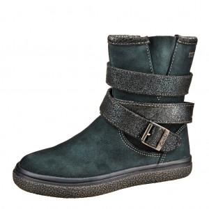 Dětská obuv Lurchi Glori-Tex  /petrol - Boty a dětská obuv