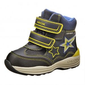 Dětská obuv GEOX B Gulp  /navy/lime - X...SLEVY  SLEVY  SLEVY...X