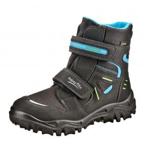 Dětská obuv Superfit 1-00080-01 GTX -  Zimní